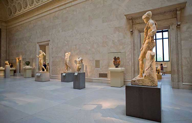 The Metropolitan Museum of Art - New York